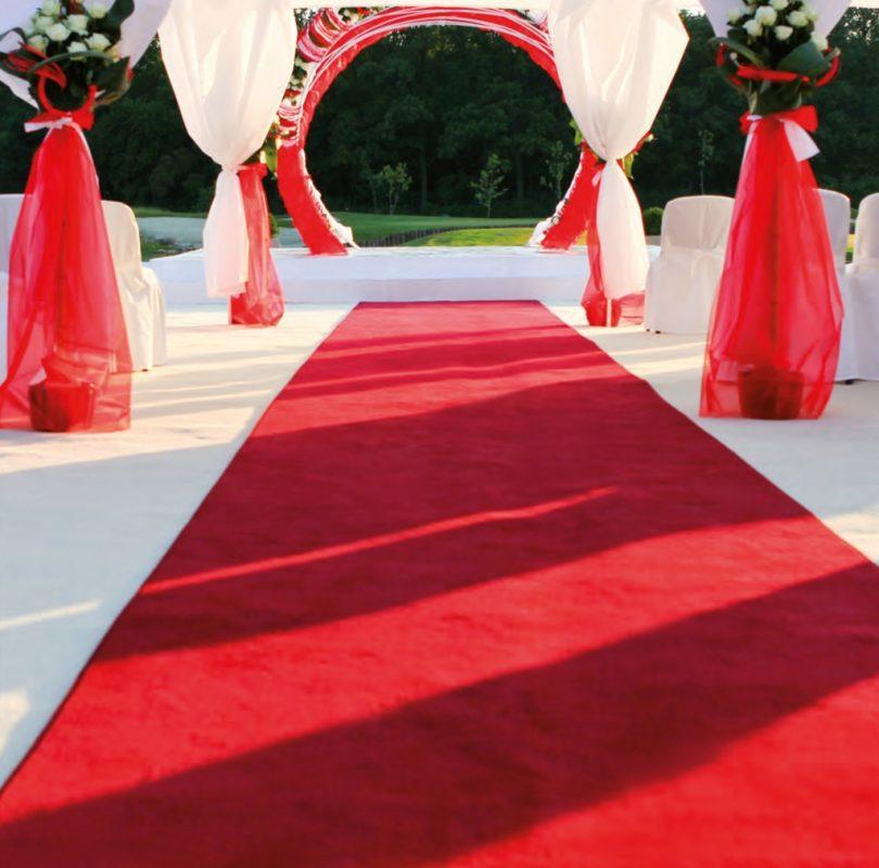 Röda mattan till Bröllupet