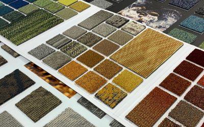 Smidigt med textila plattor