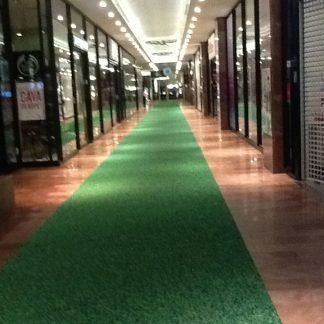 Mattor för köpcentrum